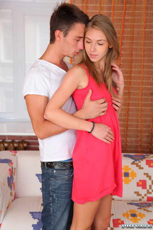 Teen Anjelica Has Her Pussy and Ass Fucked by Her Boyfriend on the Couch_02
