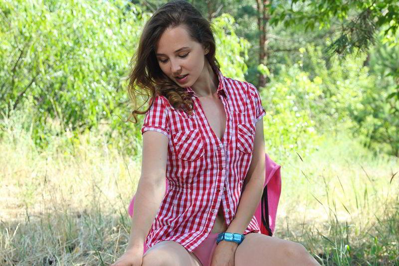 Ava in Beauty In Nature - metart.com discount